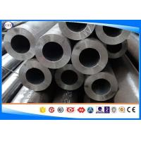 China 40NiCrMo6 / SNCM439 / EN24 Steel Round Tube , OD 25-1100 Mm Seamless Round Tube wholesale