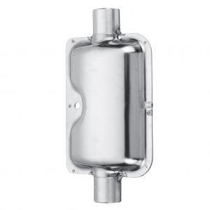 China 22mm Silencer Muffler Exhaust Pipe For Webasto Diesel Truck Heater wholesale