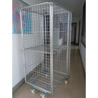 China SGL-CW07 High Performance Wire Mesh Pallet Cages ISO9001 Certification wholesale