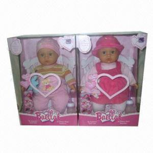 China B/o Weep Dolls with 29.0 x 16.0 x 41.0cm Box Size wholesale