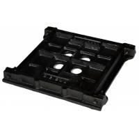 Buy cheap EN124 B125 Light Duty (Class B) Cast Iron Road Drain Access Covers With Frame from wholesalers