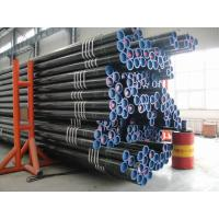 China Seamless Pipe API 5CT Seamless Steel Casing and Tubing Pipe on sale