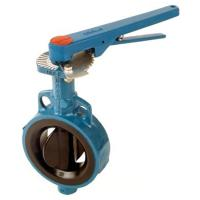 China PN29 Butterfly Control Valve With 3400MD Digital Positioner High Performance wholesale