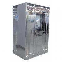 China Stainless steel industrial air shower for clean room wholesale