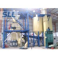 China Energy Saving Mortar Mixing Equipment With Diesel Oil / Coal Sand Dryer wholesale