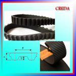 China timing belt power transmission belt rubber belt wholesale