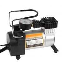 China Mini Small Metal Air Compressor 140PSI  With Watch Provide OEM Service wholesale