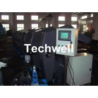 China High-tech Hydraulic CNC Slitter and Folder Machine For 0.3 - 1.5mm Thickness wholesale