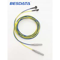 China 1.5M Potable  EEG Electrodes  For Video EEG Monitoring Equipment wholesale