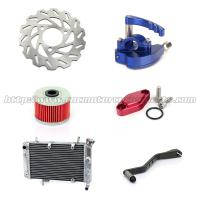 China Four Wheeler Quad Parts And Accessories on sale