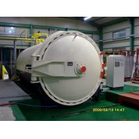 China Wood Rubber glass industry Autoclave for wood treatment, rubber vulcanizing and glass lamination wholesale