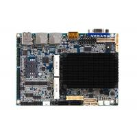 "China Dual Core N2807 CPU dual LAN Fanless 3.5"" Embedded mainboard Support 1080P display wholesale"
