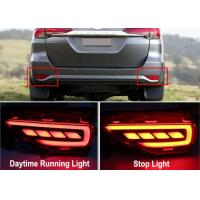 China LED Rear Bumper Light and Stop Light for TOYOTA All New Fortuner 2016 2017 wholesale