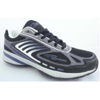 Quality Black and White PU + Mesh, Size 35, Size 38 Long Distance Outdoor Spike Running Shoes for sale