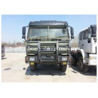 China Heavy Cargo Truck Sinotruk howo All Wheel Driving 6x6 LHD Engine 290PS Euro II wholesale