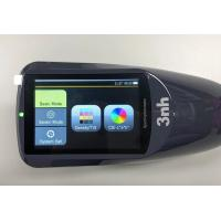 China CMYK Color 3nh Spectrophotometer 2mm 4mm 8mm Aperture 45/0 Measurement Geometry on sale