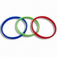 China O-ring, Made of 100% Food-grade Silicone Material, Any Sizes/Colors Available wholesale