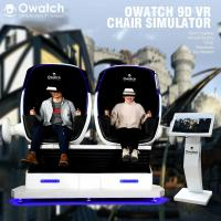 China Owatch-12 Months Warranty 9D Egg Vr Cinema Type Owatch 9D Vr Chair game machine wholesale