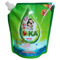 China High Quanlity Stand up Spout Pouch for 200ml Washing Liquid Packing wholesale