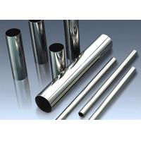 China 304 / 316L / 430 Polished Stainless Steel Tubing With Outer Diameter Tolerance wholesale