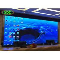 China Company lobby/conference room Wall mouted high definition smd p4 lled creen wholesale