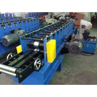 Quality PLC Control Ceiling Roll Forming Machine For 0.8 - 1.2mm Aluminium Steel for sale