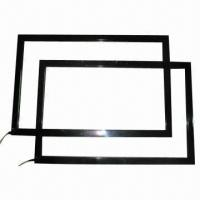 China 55-inch IR Multi Touch Screen Overlay Kit for multi-display, advertising, conference, bank, event wholesale