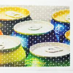 China Heavy Duty Custom Vinyl Banner PrintingDye Sublimation Fabric Series wholesale