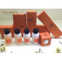 Quality Professional Hotel Bathroom Amenities Sets / Hotel Guest Amenities for sale