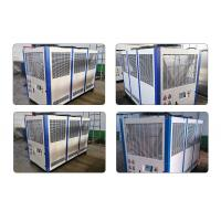 China 30HP Best Price Jinan Factory Air Source Low Temperature Ethylene Glycol Box Water Chiller wholesale