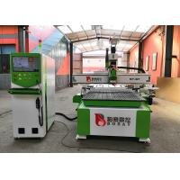 China High Speed And Precision Cnc Wood Router , Wood Sculpture Cnc Cutting Machine on sale
