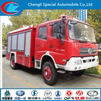China DF 4X2 water Fire Fighting Trucks(CLW1161) on sale
