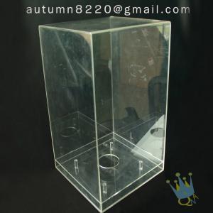 China BO (67) clear acrylic case wholesale