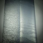 China Waterproof Silver Blue Color Lamination Film Matte Color Raised Texture wholesale