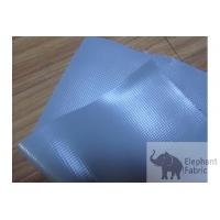 China 0.5mm Thickness Woven Polypropylene Material 500DX500D Banner Mesh Fabric wholesale