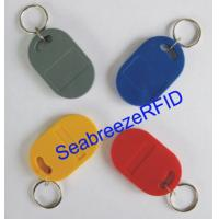 China RFID UHF long distance key ring card / 915MHz Keychain card / G2 Keychain card on sale