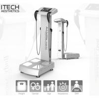 China Full Body Analyzer For Fitness GS6.5B Human Body Composition Analyser Professional Body Fat Analyzer wholesale