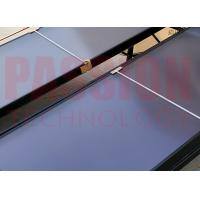 China High Performance Swimming Pool Flat Plate Solar Collector Blue Coating All Copper wholesale