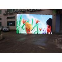 China HD DIP P10 Outdoor Full Color LED Display Water Resistance, 160mm x 160mm with UL certificate wholesale