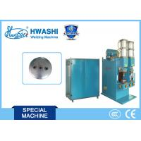 China Auto Parts Welding Machine for Nuts on Air Tank Cover / Automobile Gasholder End Cover wholesale