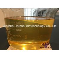 China Injectable Steroid Water-Based Test P 100mg/Ml for Muscles Building Yellow Liquid Test Propionate wholesale