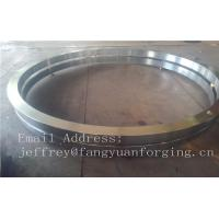 China Stainless Steel X15CrNi25-21 1.4821 Forged Rings Flange Cylinder Finish Machining SA182- F310 wholesale