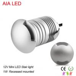 China 1ways 3W outdoor IP67 modern LED spot light/LED stair lighting for sqaure for led garden light wholesale