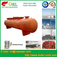 China SA516GR70 Steel steam boiler mud drum ASME wholesale