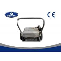 China Battery Operated Manual Push Floor Sweeper Machine Energy / Time Saving wholesale
