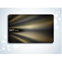 China Hitag 1/2/s 1425HZ Contactless RFID Card Plastic Gift Card for Printing / Barcode wholesale