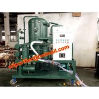 Buy cheap Hot sale Transformer Maintenance Oil Purifier, Insulation Oil Filtration Plant,Mineral Oil Treatment machine suppliers from wholesalers