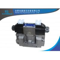 China Mechanically Operated Air Directional Control Valves , Hydraulic Cylinder Check Valve  wholesale