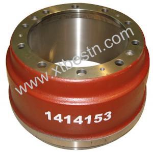 China hot selling semi trailer brake drum on sale