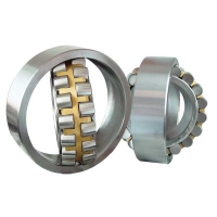 PLC58-6 Double Rows Spherical Roller Bearing Heavy Loading With Drawal Sleeve